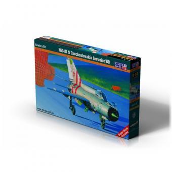 """MiG-21S """"Tschechoslowakische Invasion 1968"""""""