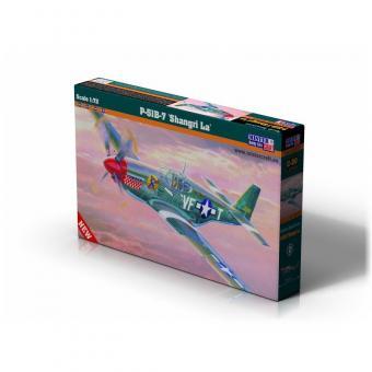 "P-51B-7 ""Shangri La"""