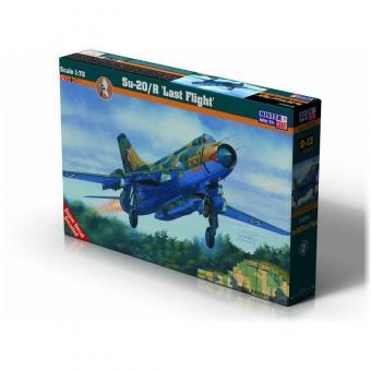 "Su-20R ""Last Flight"""