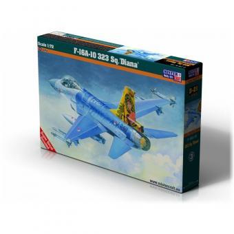 """F-16A-10 """"323 Sq. Diana"""""""