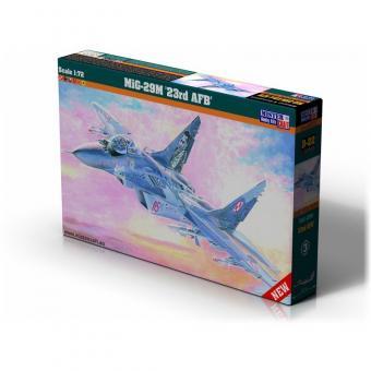 """MiG-29M """"23rd AFB"""""""