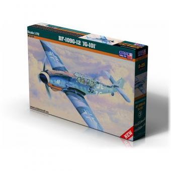 """Bf 109G-12 """"JG101"""""""