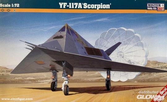 "YF-117A ""Scorpion"""