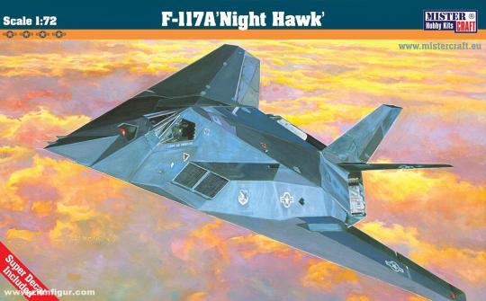 F-117A Night Hawk