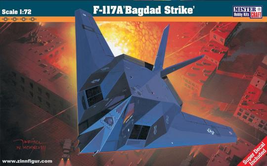 """F-117A """"Bagdad Strike"""""""
