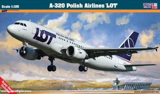 """A-320 """"Polish Airlines LOT"""""""
