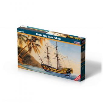 Piratenschiff Black Falcon