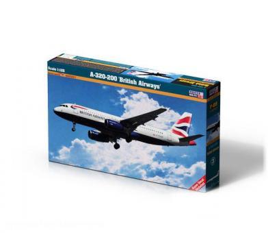 "Airbus A-320-200 ""British Airways"""