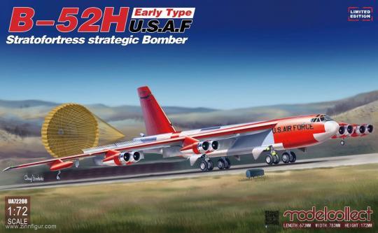 B-52H Stratofortress - früher Typ