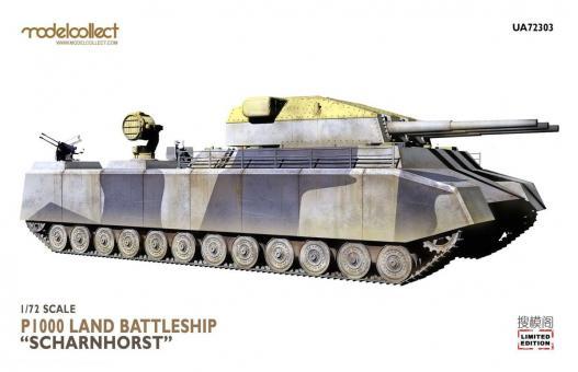 "P.1000 Ratte Scharnhorst ""1945"" - Limited Edition"