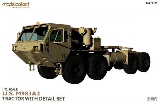US M983A2 Zugmaschine