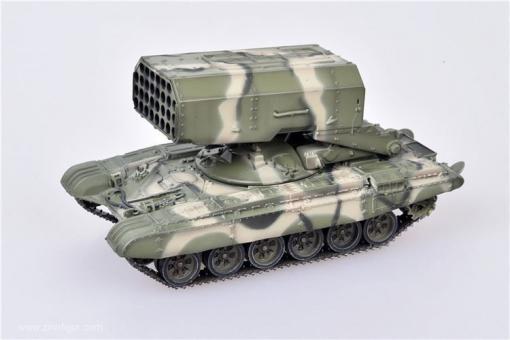 TOS-1 Flammpanzer - Afghanistan Krieg 1988-89