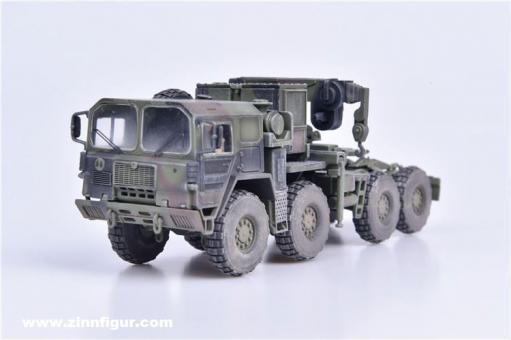 MAN KAT1 M1014 8x8 geländegängiger Lkw - Tarnbemalung - Bundeswehr