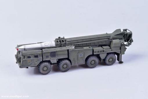 Sowjetischer 9P117 SCUD D Raketenwerfer