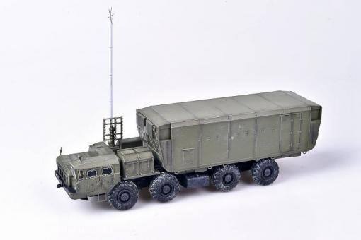 """S300 missile system 54K6E """"Baikal"""" Air Defence Command Post 2010s"""