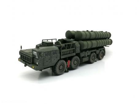 S-300 (SA-10 Grumble) Raketenstarter 5P85S/SD