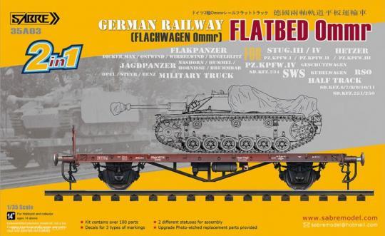 Flachwagen 0mmr - Super Value Pack