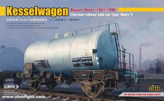 Kesselwagen Bauart Deutz - 1941-1990