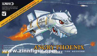 "AIM-54 Rakete ""Angry Phoenix"" - Doppelpack"