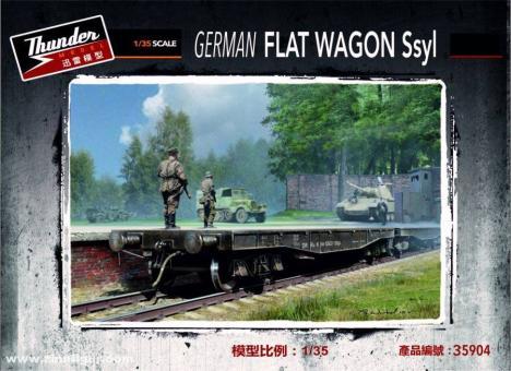 Flachwagen Ssyl