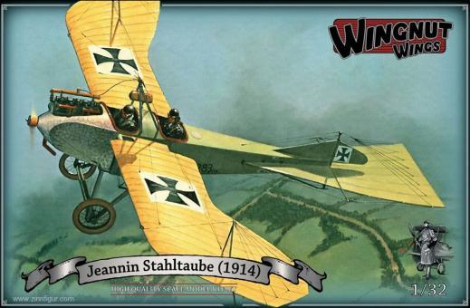 Jeannin Stahltaube (1914)