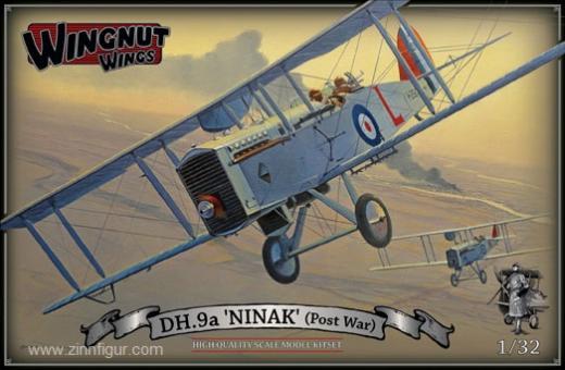 "DH.9a ""Ninak"" (Nachkriegszeit)"