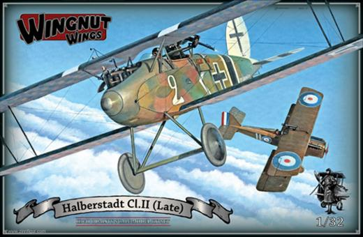 Halberstadt Cl.II spät