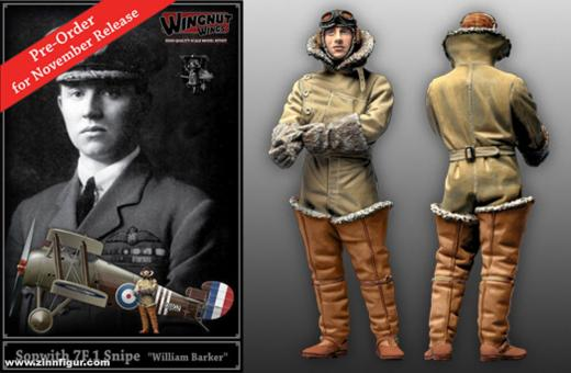 "Sopwith 7F.1 Snipe ""William Barker"""