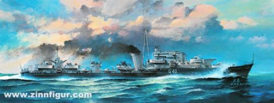 Zerstörer HMS Lively
