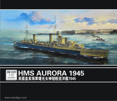 HMS Aurora - 1945