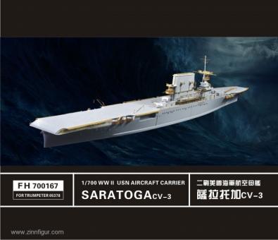 USS Saratoga Detail Set