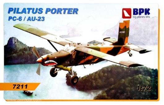 Pilatus Porter PC-6/AU-23