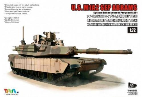 M1A2 Abrams SEP TUSK I