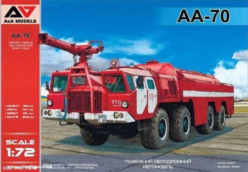 AA-70 Löschfahrzeug