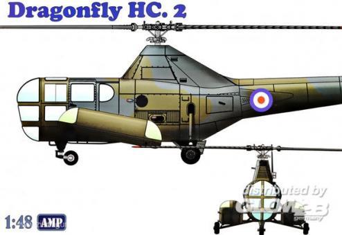 """Westland WS-51 Dragonfly HC.2 """"Rescue"""""""
