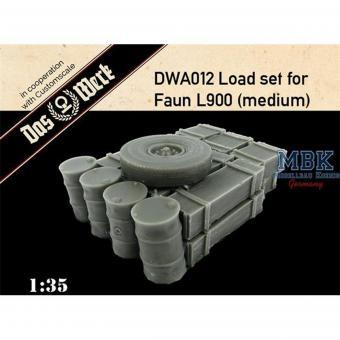 Faun L900 Load - Medium Set