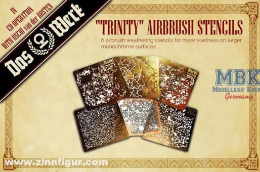 Trinity Splattermask Set 1