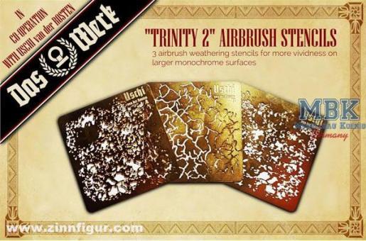 Trinity Splattermask Set 2