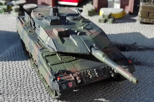Leopard 2A5 - NATO FTA Anstrich