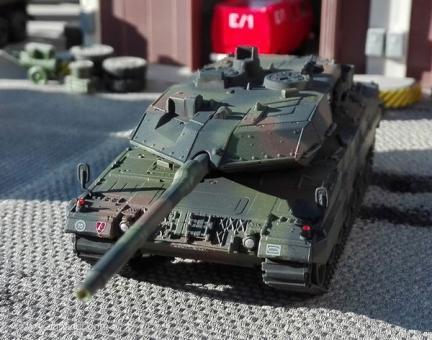 Leopard 2A6 - NATO FTA Anstrich