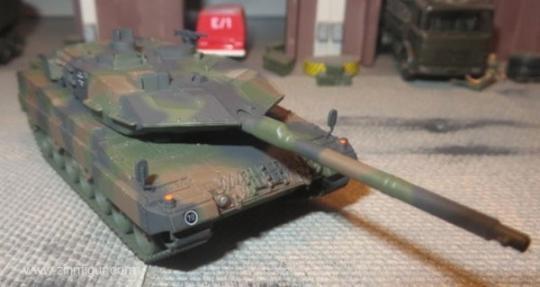 Leopard 2A7 - NATO FTA Anstrich