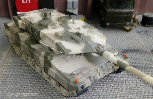 Leopard 2A7 - ISAF UTF Anstrich