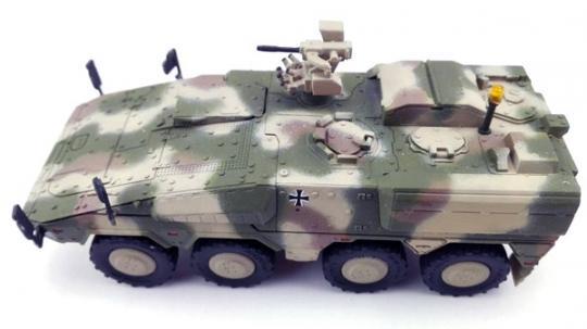 Boxer Führungsfahrzeuge - ISAF UTF Anstrich