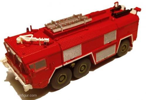 FAUN FLF 3500 - Feuerwehrrot