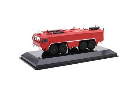 Faun FLF 8000 - Feuerwehrrot
