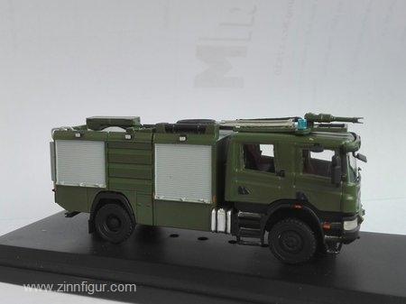 FLF leicht Scania-Rosenbauer Buffalo - Bronzegrün