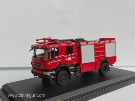 FLF leicht Scania-Rosenbauer Buffalo - Feuerwehrrot