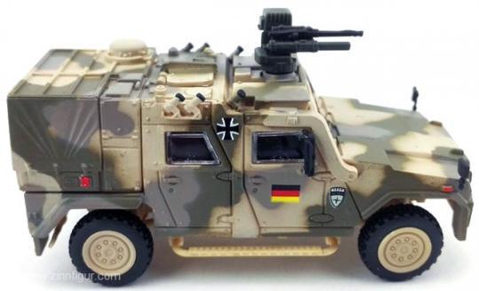 Eagle IV Los 2/3 FüPers - ISAF UTF Anstrich