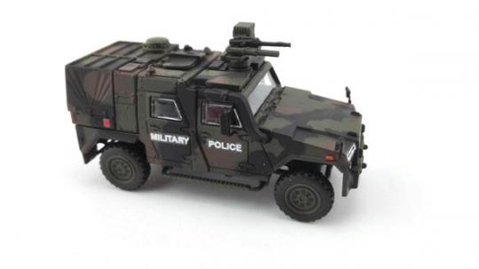 Eagle IV Military Police - NATO FTA Anstrich
