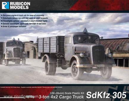 Sd.Kfz.305 Opel Blitz